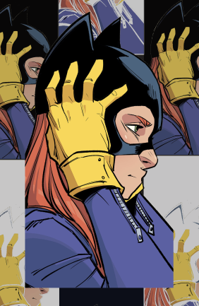 Batgirl-BW