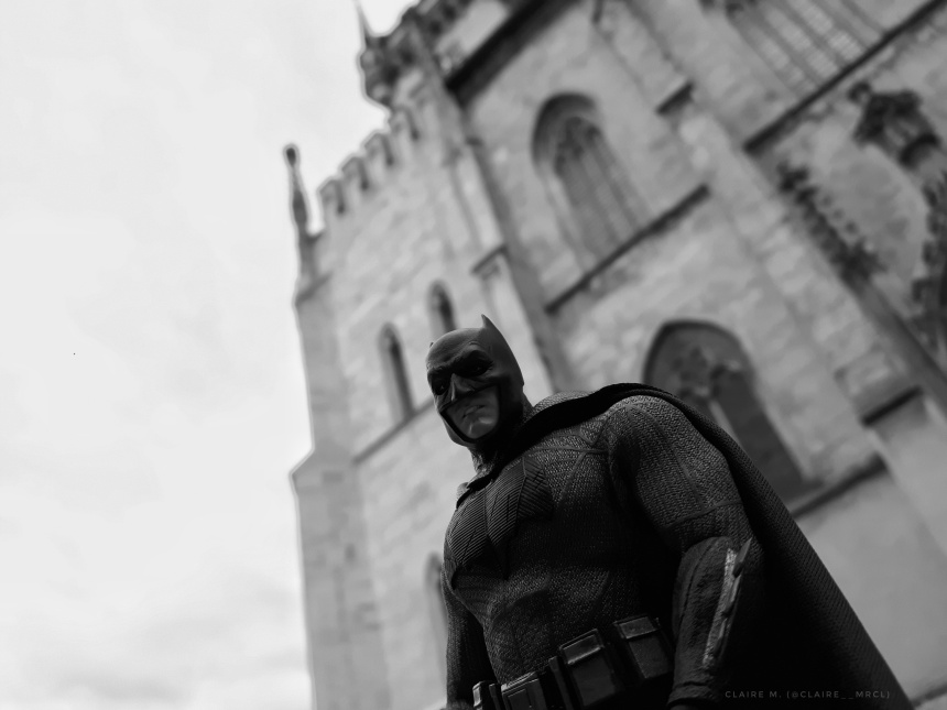 The Batman - Claire M